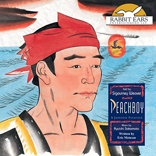 Peachboy     A Japanese Folktale              By:                                                                                                                                 Eric Metaxas                               Narrated by:                                                                                                                                 Sigourney Weaver                      Length: 27 mins     1 rating     Overall 4.0
