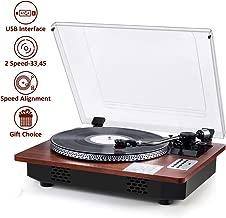 Record Player Vinyl Turntable Retro Classic Vinyl Turntable