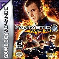 Fantastic 4 Human Torch / Game