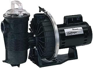 Pentair CFII-NI-3/4A Challenger Standard Efficiency Single Speed Up Rated High Flow In Ground Pool Pump - 3/4 HP
