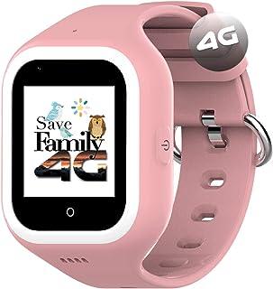 Reloj-Smartwatch 4G Iconic con Videollamada & GPS instantáneo Infantil y Juvenil SaveFamily. WiFi, Bluetooth, cámara, Fond...
