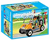 Playmobil 6636 City Life Zookeepers Cart