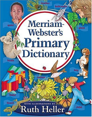MerriamWebsters Primary Dictionary