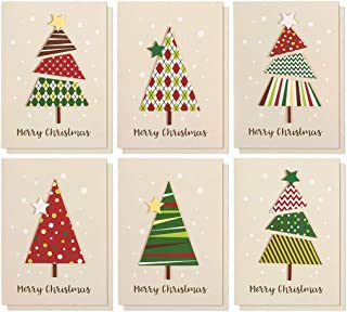 Best handmade christmas cards with christmas trees Reviews