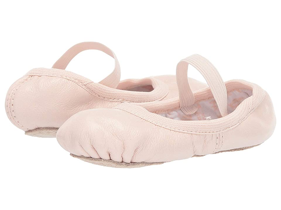 Bloch Kids Giselle Ballet (Toddler/Little Kid) (Theatrical Pink) Girls Shoes