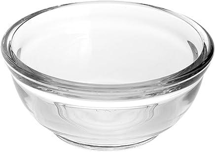 Preisvergleich für Pasabahce Finger Schale, Glas, Transparent, 10x 10x 4.5cm
