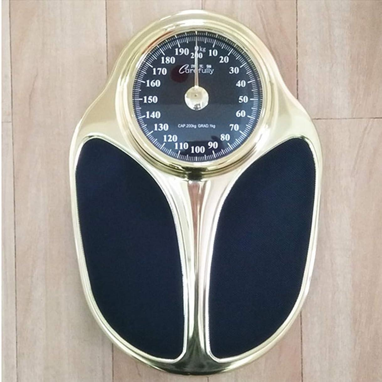 プロテスタントテクニカル死の顎ALY? 機械浴室スケール、200kg / 441ポンド、プロの医師用体重計、精密大型ダイヤル、電池不要