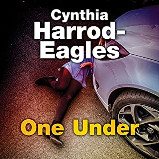 One Under     Bill Slider, Book 18              By:                                                                                                                                 Cynthia Harrod-Eagles                               Narrated by:                                                                                                                                 Terry Wale                      Length: 9 hrs and 23 mins     1 rating     Overall 4.0