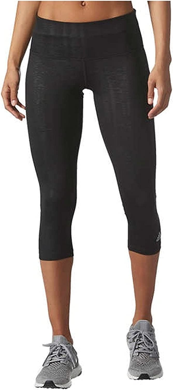Vincitore Addio Albero  Amazon.com: Adidas Ladies' Ultimate Mid-rise 3/4 Embossed Tight: Clothing