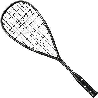 MANTIS Unisex's SQR506 Power Iii Squash Racket, Black and Silver, 27 inch