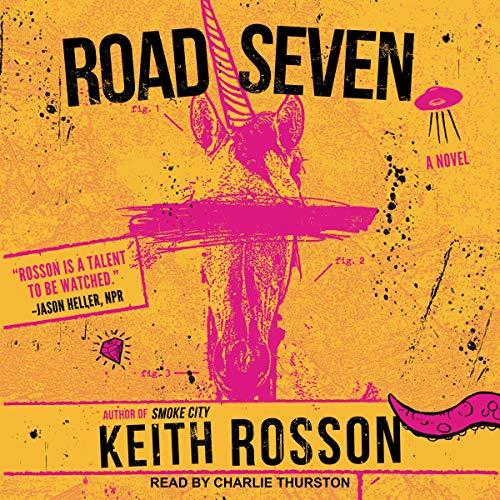 Page de couverture de Road Seven