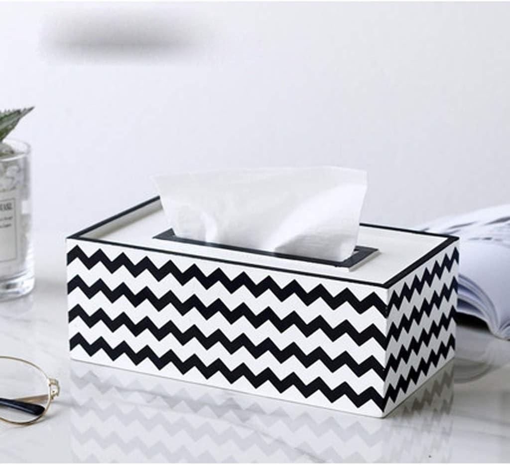 Luxury store goods BFFDD Wooden Household Tissue Holder Box Cassette Napkin Simple