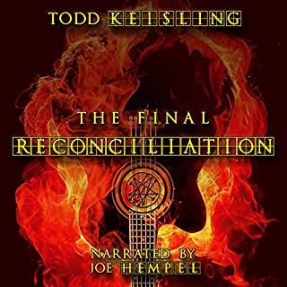 The Final Reconciliation audiobook cover art