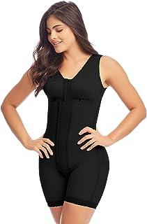 Aotifu Women Waist Tummy Control Shapewear Compression Sports Fitness Body-Shaping Abdomen and Waist Girdles Corsets