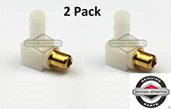 Briggs & Stratton 692317 Pack of 2 Fuel Hose Connectors