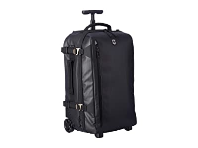 Victorinox VX Touring Coated Wheeled 2-in-1 Carry-On/Backpack (Black) Luggage