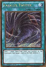 Yu-Gi-Oh! - Parallel Twister (PGL2-EN019) - Premium Gold: Return of the Bling - Unlimited Edition - Gold Secret Rare