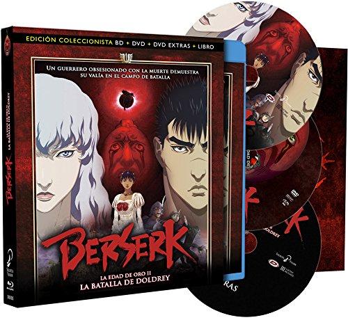 Berserk: La Edad De Oro 2 Ed. Col. - Cb, Libro [Blu-ray]