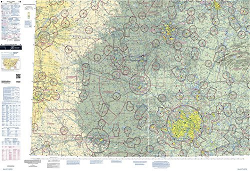 FAA Chart: VFR Sectional DALLAS SDAL (Current Edition)