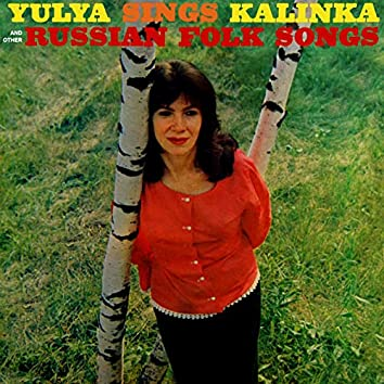 Sings Kalinka And Other Russian Folk Songs