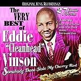 """Songtexte von Eddie """"Cleanhead"""" Vinson - The Very Best of Eddie Cleanhead Vinson: Somebody Done Stole My Cherry Red"""