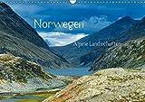 Norwegen - Alpine Landschaften (Wandkalender 2019 DIN A3 quer): Eine Reise durch die alpinen Landschaften Norwegens (Monatskalender, 14 Seiten ) (CALVENDO Natur) - Christian von Styp