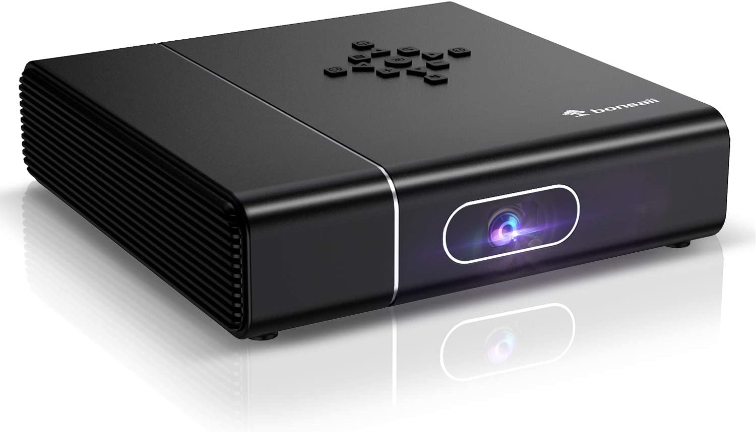 DLP Inventory cleanup selling sale Projector with WiFi Smart Home famous Android Mini for a