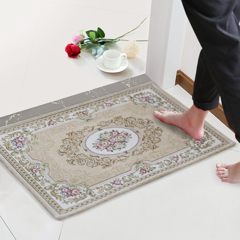 DXG&FX Bathroom mats non-slip bathroom mats-G 80x120cm(31x47inch)