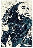 zhinan Serena Williams Tennis-Poster und Wandkunstdruck,