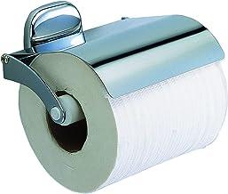 Diaqua 45270330 Toiletpapierhouder met deksel; 45270330, verchroomd, 13 x 10,5 x 8,5 cm