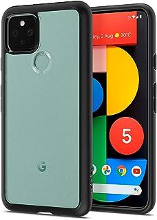 Spigen Ultra Hybrid Designed for Pixel 5 Case (2020) - Matte Black
