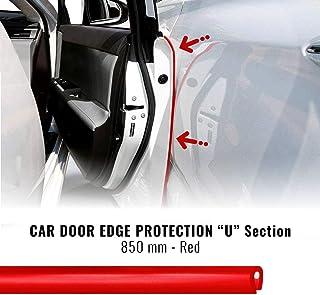 4 strisce di protezione in PVC per portiere auto protezione dai graffi Fulintech