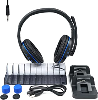Headset 5 em 1 Game Pack PS4 - PS4 SLIM - PS4 PRO