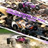 200E 2021 Upgraded Large Brushless RC Cars for Adults,1:10 Scale 65 KM/H High Speed Remote Control Car,Extra Shell LED Headlight All Terrain Off Road Monster RC Truck for Boys,2 Battery 40+ Min #3