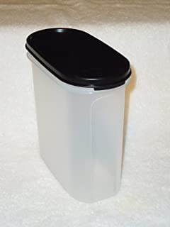 Tupperware Modular Mates Oval #3 with Black Seal