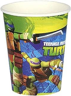 Teenage Mutant Ninja Turtles Paper Cups, 9 oz.- 8 pcs.