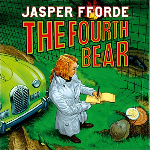 The Fourth Bear cover art