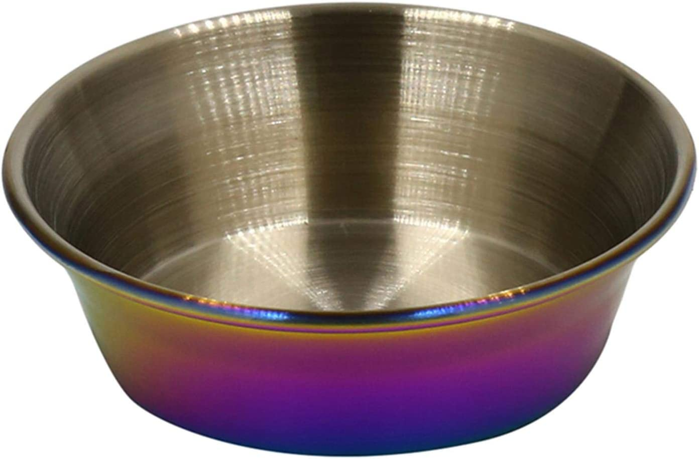 Dingsh Inventory cleanup selling sale Inventory cleanup selling sale Mini Dipping Saucer Bowls Steel Dish Stainless Sauce Meta