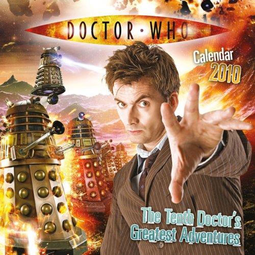 Official Doctor Who 2010 Calendar