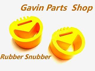 (2/Pack)-Rubber Snubber Motor Mount Vibration Dampener for Club Car Gas Golf Cart 1984-up