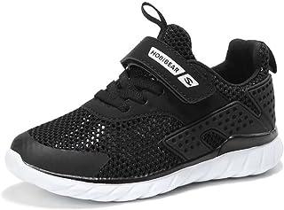 [GUBARUN] スニーカー キッズ ランニングシューズ 通気 通学履き 運動靴 軽量 快適 女の子 男の子 子供靴 通園 夏