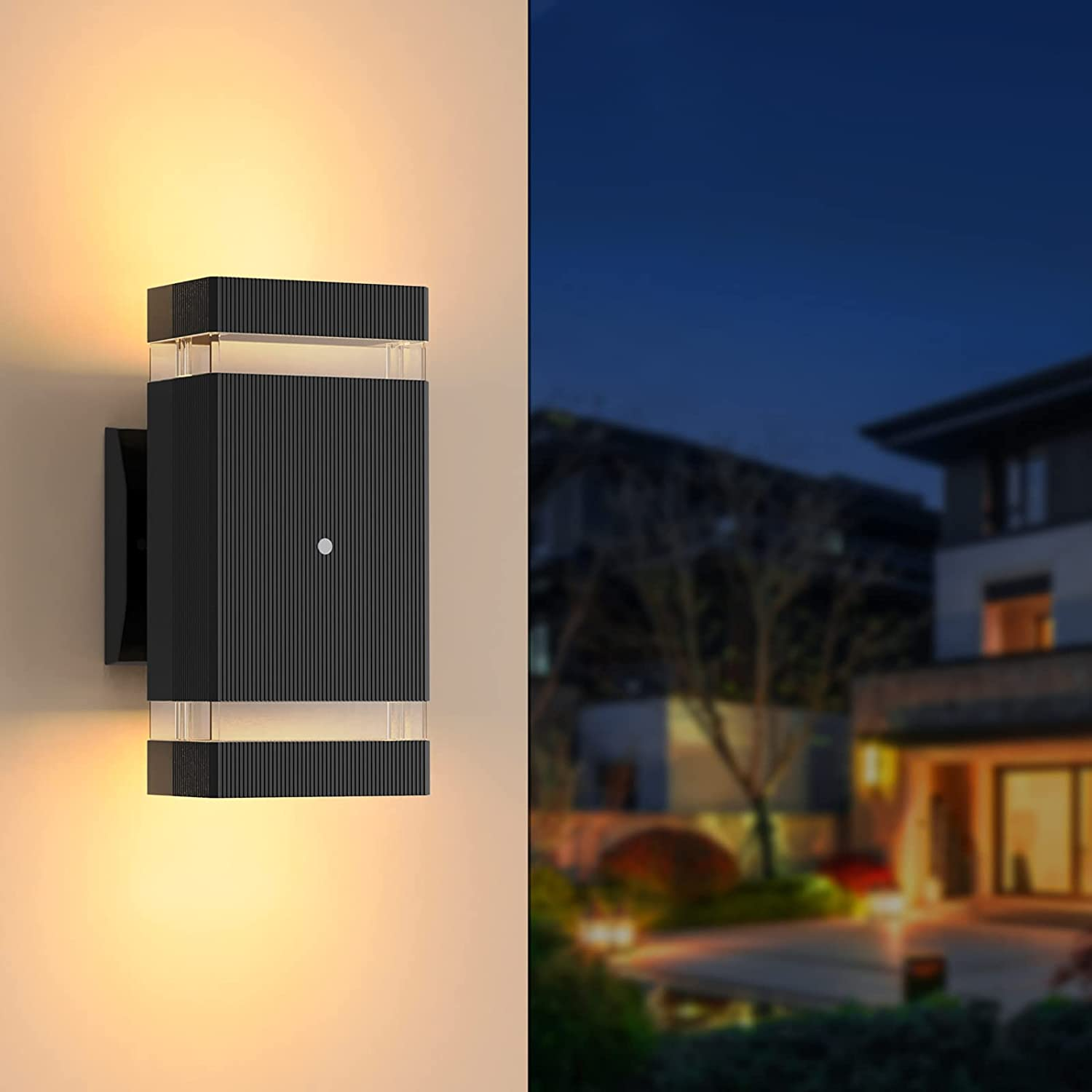 Outdoor Wall Lights BLBAISH Dusk Exterior Dawn Fixture A surprise price is realized to Limited time trial price Light