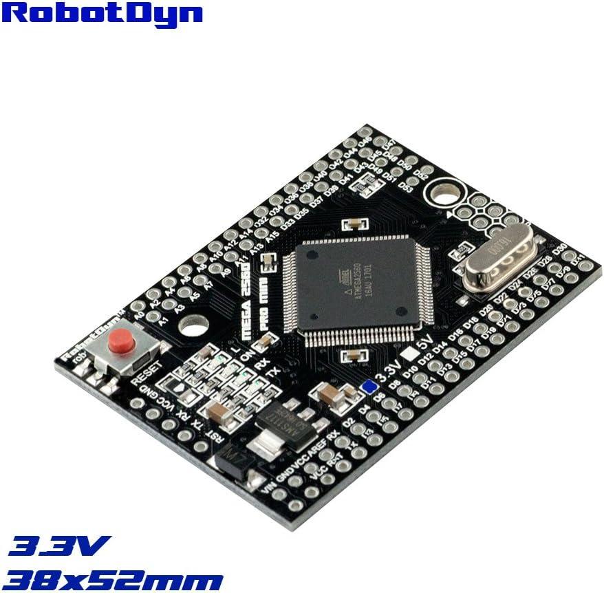 Mega2560 Pro ATMEGA2560 Extra Mini CH340g Arduino Raspberry Pi