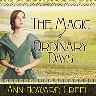 The Magic of Ordinary Days audiobook cover art