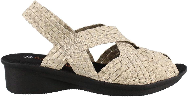 Bernie Mev Women's, Kira Low Heel Sandals