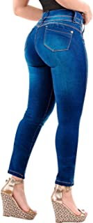 Butt Lifting Colombian Pants Up Jeans Pantalones Colombianos