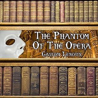 Couverture de The Phantom of The Opera