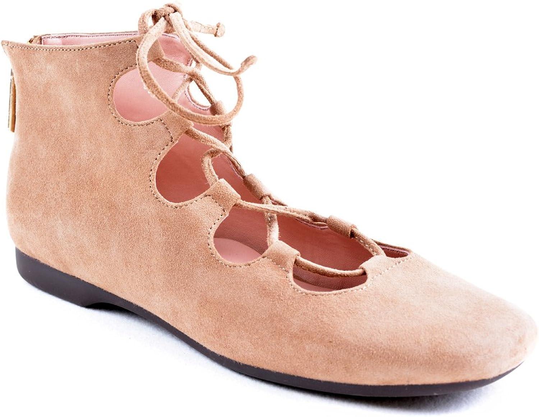 Taryn pink Women's Blazing Ballet Flat