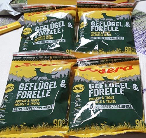 J.Petfood 10 Futterproben Josera Geflügel und Forelle
