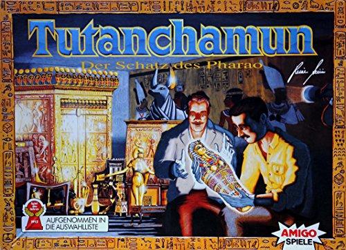 Tutanchamun - Der Schatz des Pharao [Brettspiel]